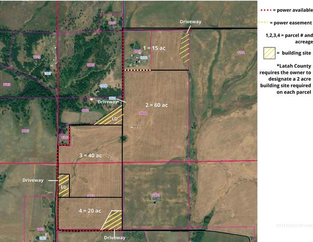 TBD Texas Ridge (Parcel 3), Deary, ID 83823 (MLS #98787620) :: The Bean Team