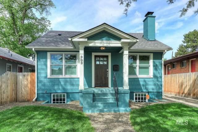 909 N 15th St, Boise, ID 83702 (MLS #98787640) :: Beasley Realty