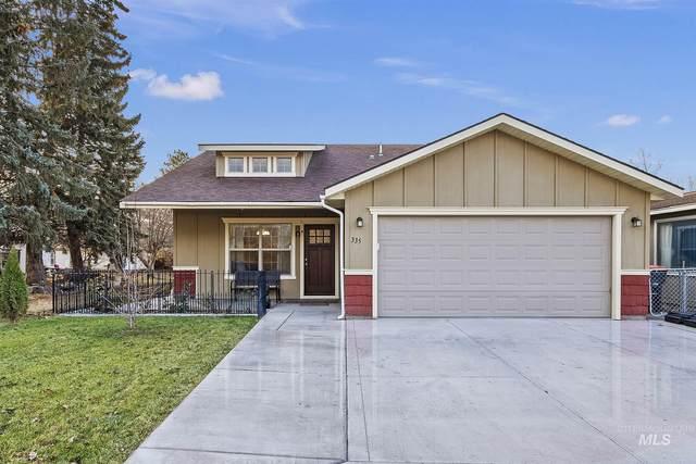 335 Bracken St. N, Twin Falls, ID 83301 (MLS #98787644) :: Michael Ryan Real Estate