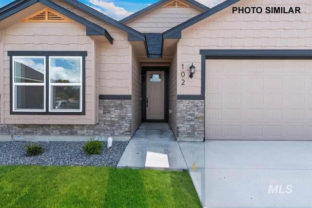 108 Thunder Mountain Ct., Homedale, ID 83628 (MLS #98787647) :: Michael Ryan Real Estate