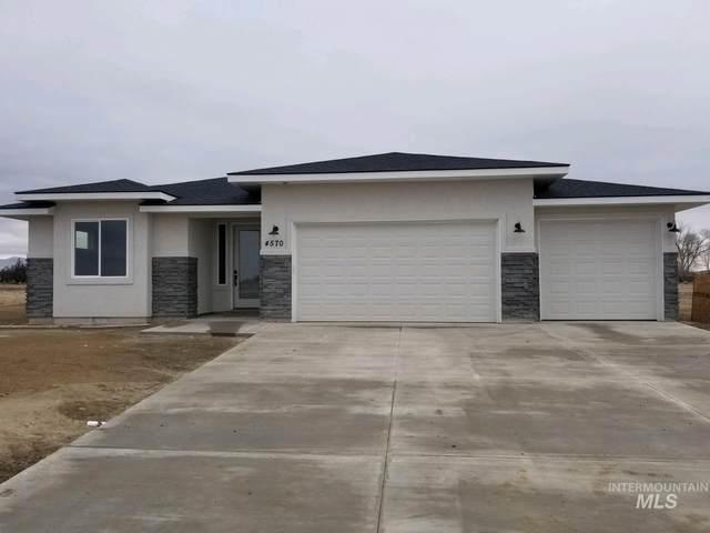 4570 Purple Sage Cir, Mountain Home, ID 83647 (MLS #98787660) :: Michael Ryan Real Estate