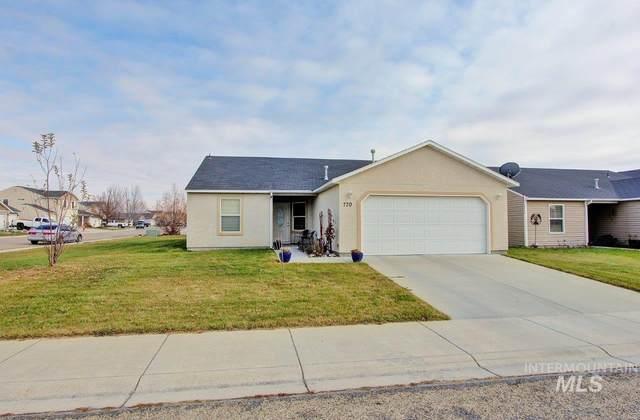 770 S Ahsahka Way, Middleton, ID 83644 (MLS #98787662) :: Michael Ryan Real Estate