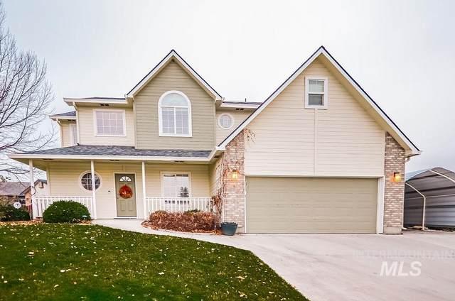 366 W Bloomington, Meridian, ID 83642 (MLS #98787671) :: Michael Ryan Real Estate