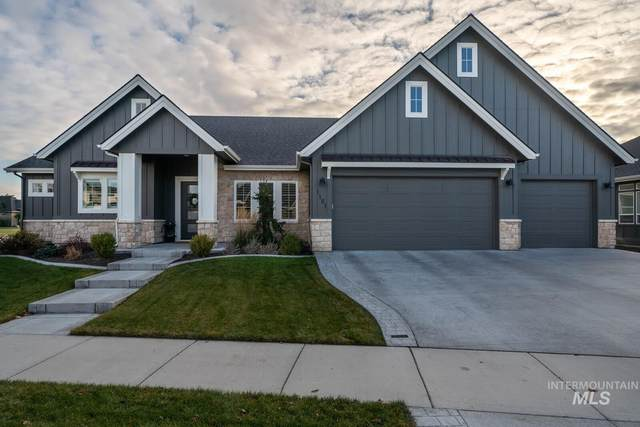1181 W Back Forty Ct, Eagle, ID 83616 (MLS #98787679) :: Boise River Realty