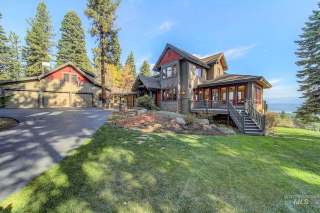 1416 Club Hill Blvd, Mccall, ID 83638 (MLS #98787680) :: Juniper Realty Group