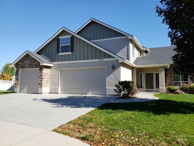 3798 N Palatine Place, Meridian, ID 83646 (MLS #98787709) :: Minegar Gamble Premier Real Estate Services