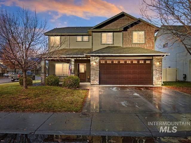 926 W Ashby Dr, Meridian, ID 83642 (MLS #98787712) :: Team One Group Real Estate