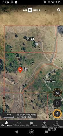 000 N Glenwood Road, Kamiah, ID 83536 (MLS #98787738) :: Own Boise Real Estate