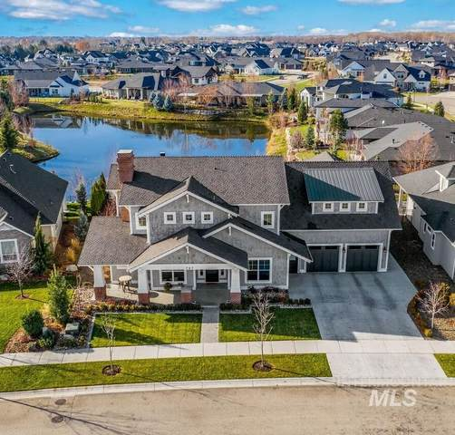 787 S Lone Hollow, Eagle, ID 83616 (MLS #98787759) :: Minegar Gamble Premier Real Estate Services