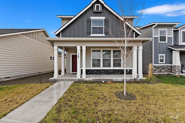 179 S Riggs Spring Ave., Meridian, ID 83642 (MLS #98787773) :: Jon Gosche Real Estate, LLC