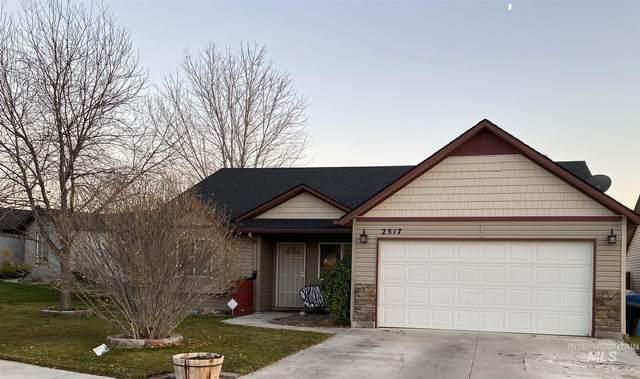 2517 E Carmel Ct, Nampa, ID 83687 (MLS #98787781) :: Build Idaho