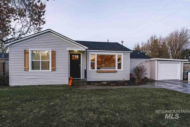 4616 W Richardson, Boise, ID 83705 (MLS #98787789) :: Jon Gosche Real Estate, LLC