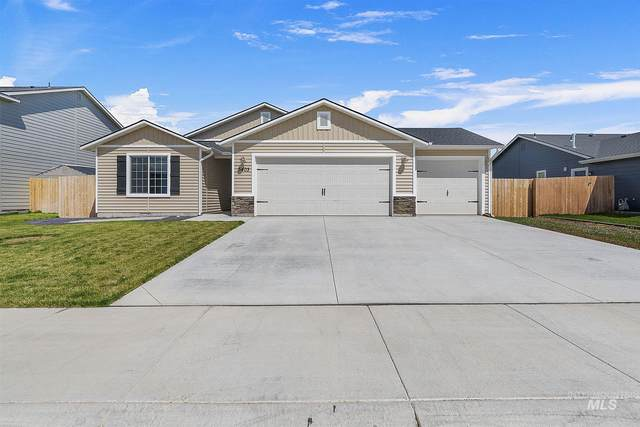 5403 Hargrove Avenue, Caldwell, ID 83607 (MLS #98787795) :: Silvercreek Realty Group