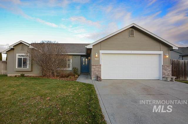 960 S Pikesville, Boise, ID 83709 (MLS #98787796) :: Navigate Real Estate