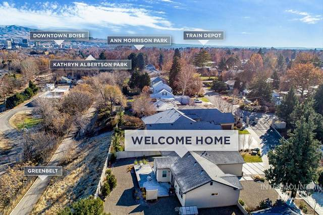 4356 W Edgemont St, Boise, ID 83706 (MLS #98787805) :: Navigate Real Estate