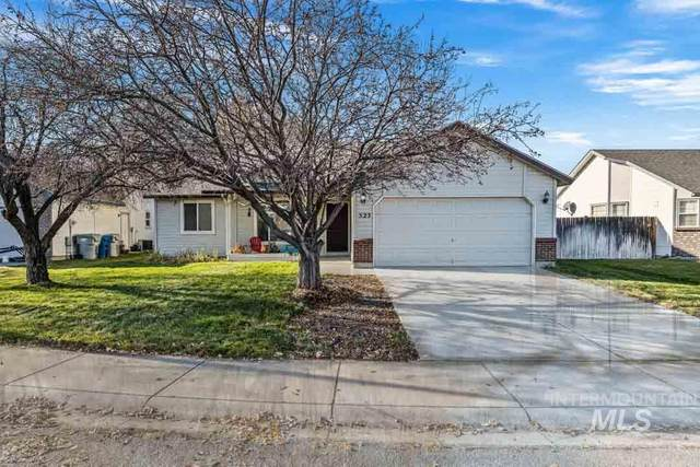 523 S Emily Ave, Boise, ID 83709 (MLS #98787817) :: Silvercreek Realty Group