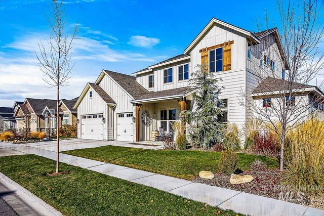 2546 E La Grange, Meridian, ID 83642 (MLS #98787828) :: Minegar Gamble Premier Real Estate Services