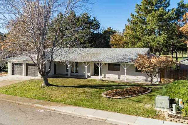 4819 S Umatilla Ave, Boise, ID 83709 (MLS #98787833) :: Silvercreek Realty Group