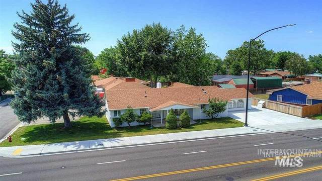 1719 N Cole Rd., Boise, ID 83704 (MLS #98787840) :: Minegar Gamble Premier Real Estate Services