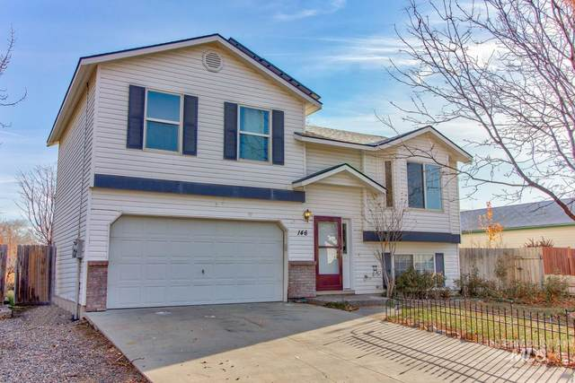 146 N Sagehen St., Nampa, ID 83651 (MLS #98787848) :: Own Boise Real Estate