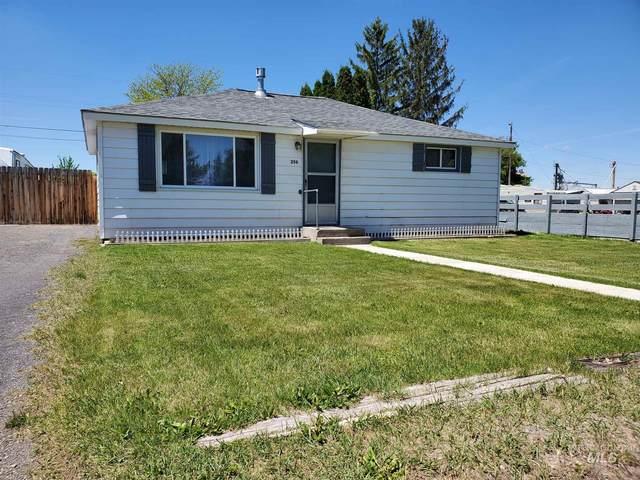 256 2nd Street East, Hansen, ID 83334 (MLS #98787875) :: Epic Realty