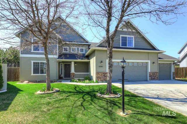 4387 W Hearst St, Meridian, ID 83642 (MLS #98787879) :: Own Boise Real Estate