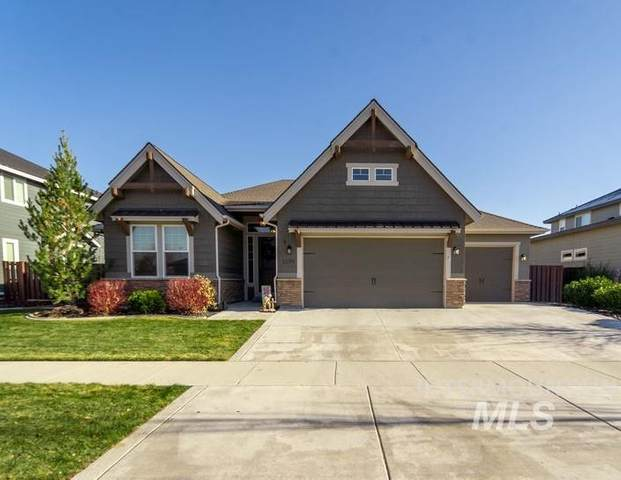 3294 S Fox Leash, Eagle, ID 83616 (MLS #98787887) :: Own Boise Real Estate