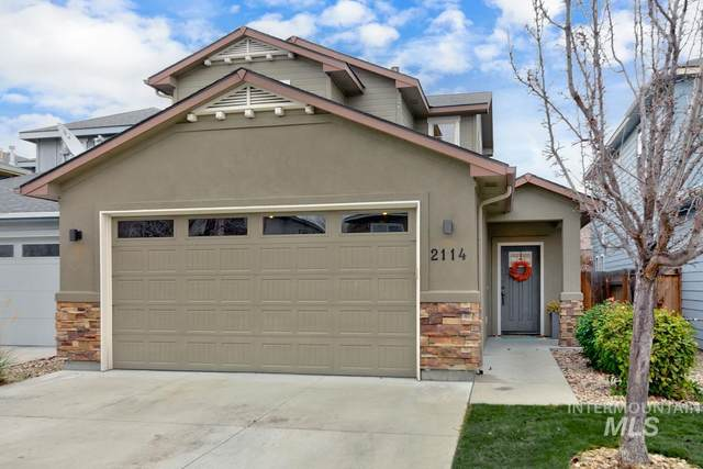 2114 S Myers Pl, Boise, ID 83706 (MLS #98787962) :: Epic Realty