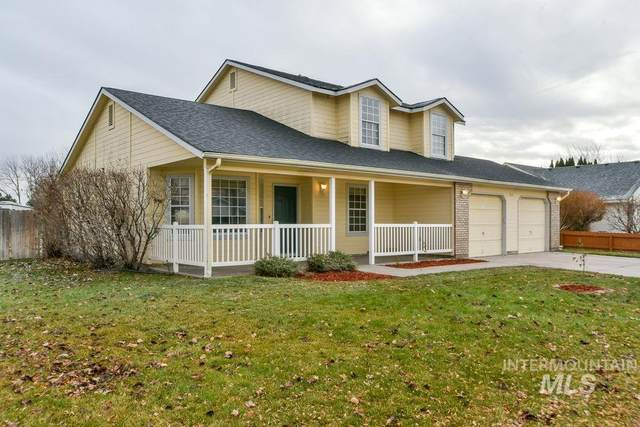 2012 Hickory Dr, Nampa, ID 83686 (MLS #98787963) :: Jon Gosche Real Estate, LLC