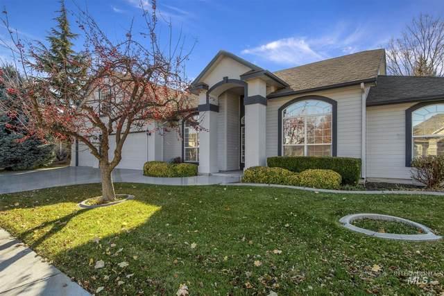 2153 S Retriever Way, Meridian, ID 83642 (MLS #98787983) :: Boise River Realty