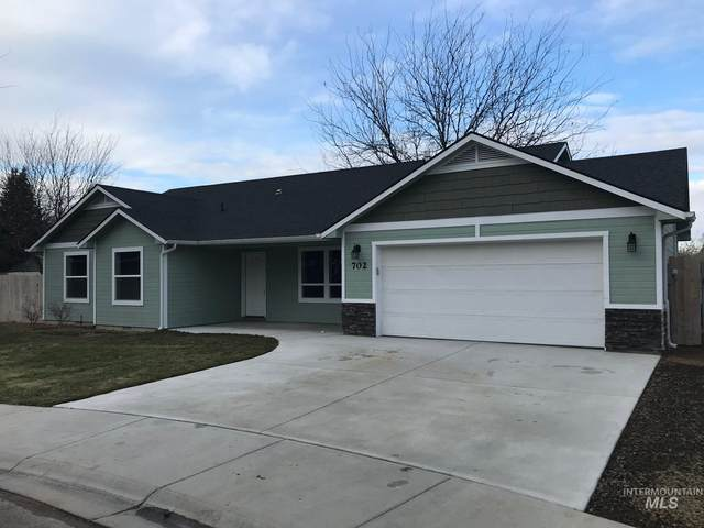 702 Florence Ct, Nampa, ID 83651 (MLS #98788007) :: Jon Gosche Real Estate, LLC
