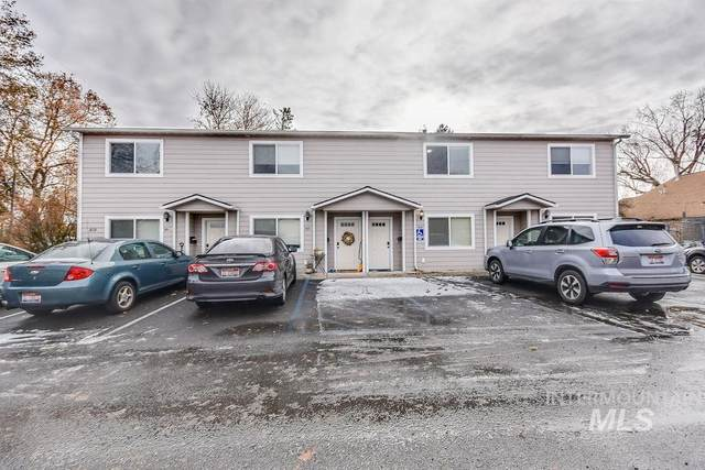 819 S Harrison 4 (Labeled On T, Moscow, ID 83843 (MLS #98788016) :: Jon Gosche Real Estate, LLC