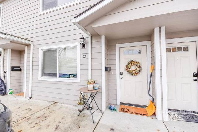 819 S Harrison 5 (Labeled As 1, Moscow, ID 83843 (MLS #98788019) :: The Bean Team