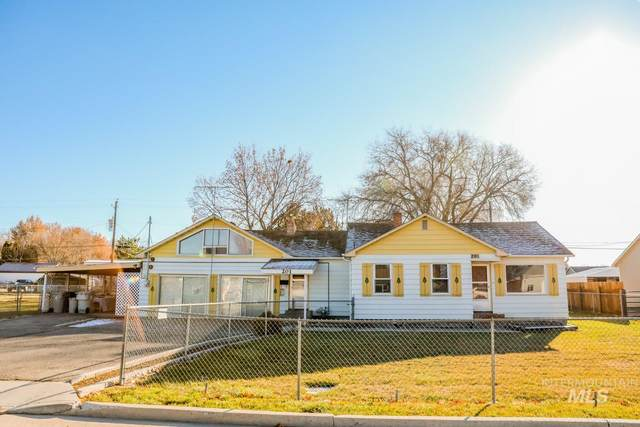 201 W Ash, Caldwell, ID 83605 (MLS #98788064) :: City of Trees Real Estate