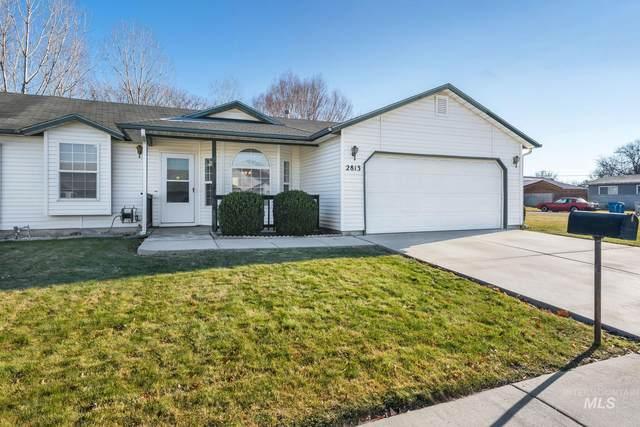 2813 Morning Mist Lane, Caldwell, ID 83605 (MLS #98788091) :: City of Trees Real Estate