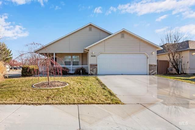 3696 N Rockcress Ct, Boise, ID 83713 (MLS #98788132) :: Minegar Gamble Premier Real Estate Services