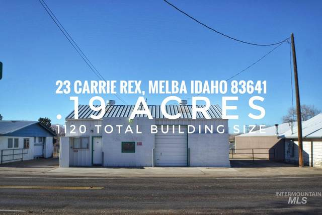 23 Carrie Rex, Melba, ID 83641 (MLS #98788136) :: City of Trees Real Estate