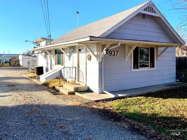 937 Mill Rd, Emmett, ID 83619 (MLS #98788137) :: Juniper Realty Group