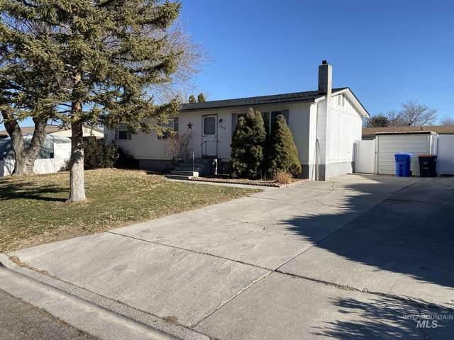 1549 Cottonwood Street, Twin Falls, ID 83301 (MLS #98788141) :: Boise River Realty