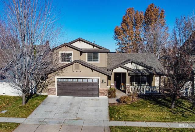1400 E Ionia, Meridian, ID 83642 (MLS #98788153) :: City of Trees Real Estate
