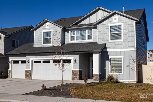 3794 W Peak Cloud Ct, Meridian, ID 83646 (MLS #98788159) :: Own Boise Real Estate