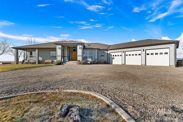 5555 El Paso Rd., Caldwell, ID 83607 (MLS #98788161) :: Build Idaho