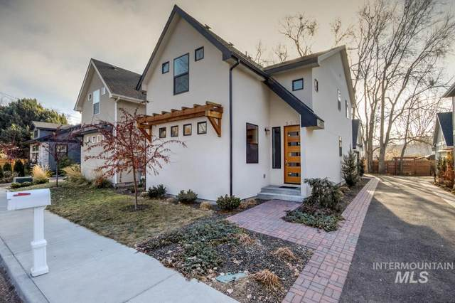 3117 W Neff, Boise, ID 83703 (MLS #98788169) :: City of Trees Real Estate