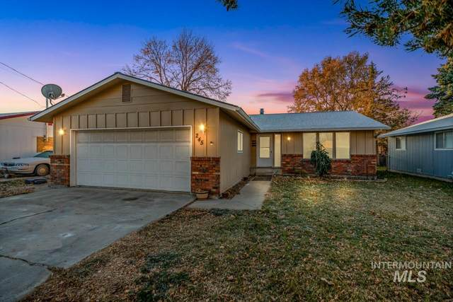 245 High Street, Nampa, ID 83651 (MLS #98788171) :: City of Trees Real Estate