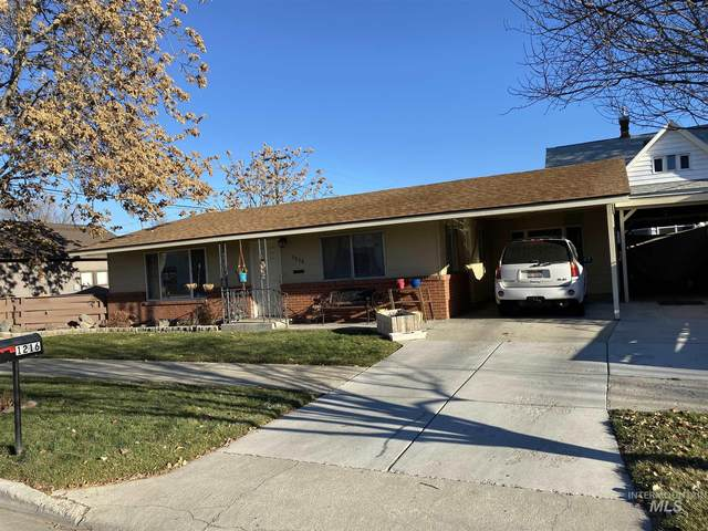 1216 N 6th, Nampa, ID 83687 (MLS #98788180) :: City of Trees Real Estate