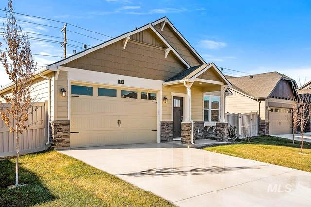 613 S Alyssa Ave, Nampa, ID 83686 (MLS #98788181) :: City of Trees Real Estate