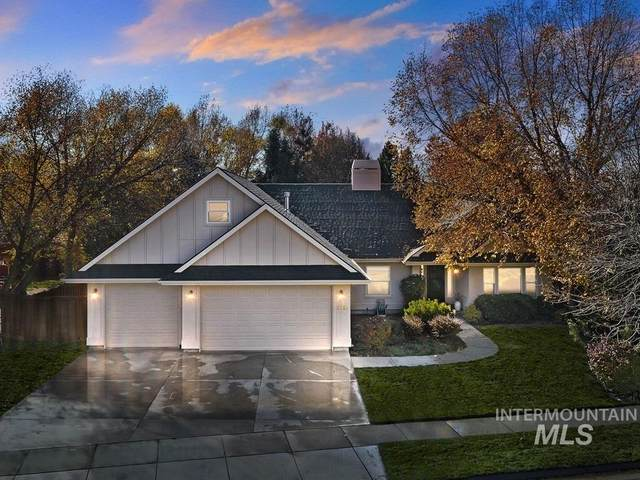 5259 E Branchwood Drive, Boise, ID 83716 (MLS #98788192) :: City of Trees Real Estate