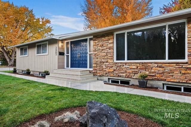 2485 N Curtis Road, Boise, ID 83706 (MLS #98788195) :: Shannon Metcalf Realty