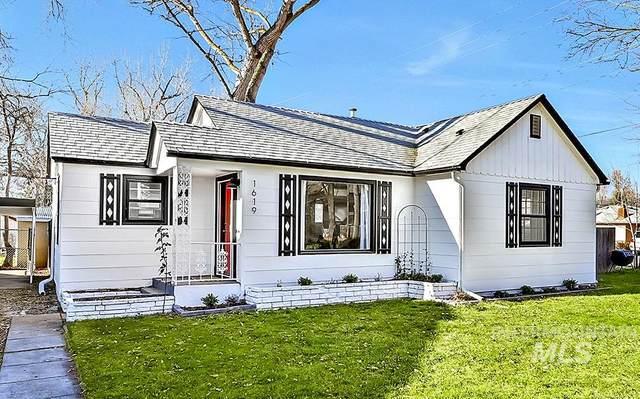 1619 N 30th St, Boise, ID 83703 (MLS #98788216) :: Boise Home Pros