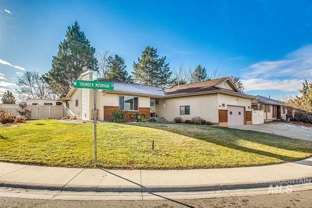 7475 W Thunder Mountain, Boise, ID 83709 (MLS #98788218) :: Boise Home Pros